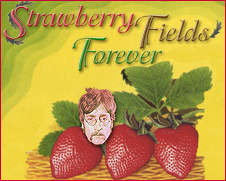 STRAWBERRY FIELDS FOREVER: John Lennon and The Beatles + Penny Lane